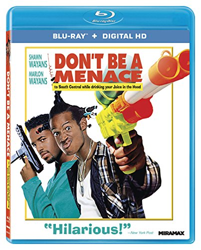 Don't Be a Menace to South Central While Drinking Your Juice in the Hood (Blu-ray + Digital HD)