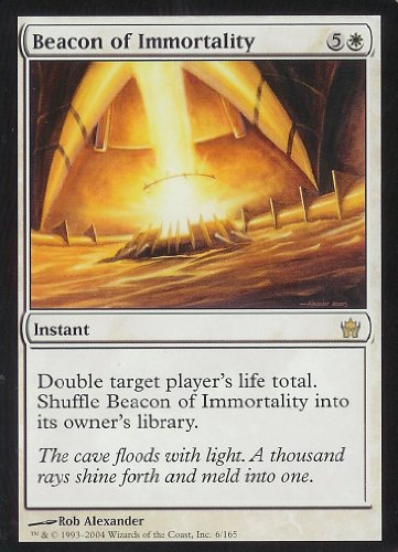 Magic: the Gathering - Beacon of Immortality - Fifth Dawn