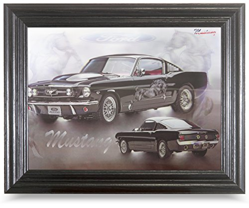Those Flipping Pictures-Framed (Ford Mustang)