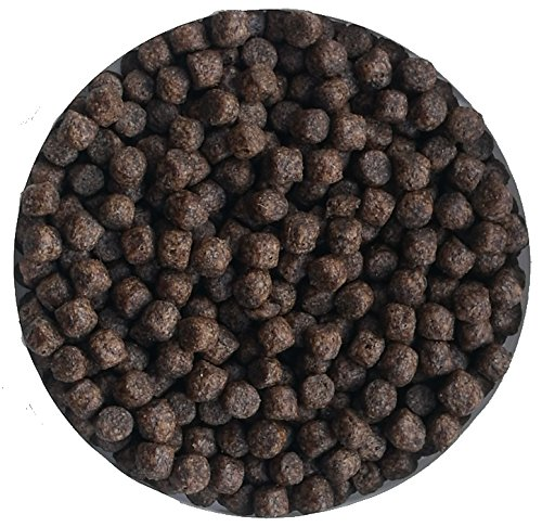 Comida en pellets para carpas Koi de Heritage, esencial para alimentación diaria de peces de...