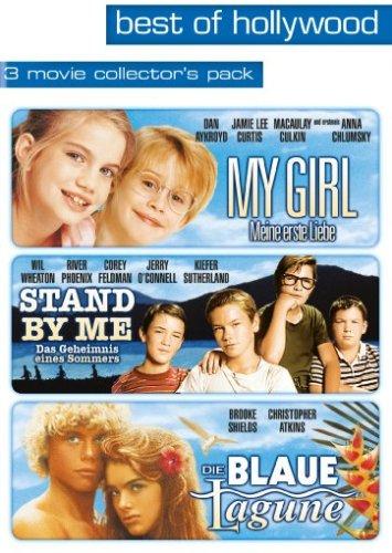My Girl/Stand by me/Die blaue Lagune - Best of Hollywood (3 DVDs)