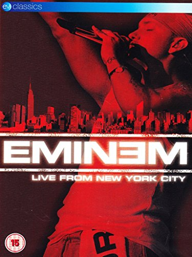 Live From New York City [Reino Unido] [DVD]