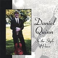 Classical Guitarist Daniel Quinn Performs Music by Japanese Composers by Daniel Quinn (2006-08-15)