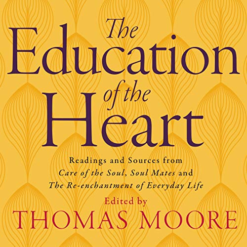 Education of the Heart audiobook cover art