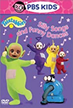 Teletubbies - Silly Songs and Funny Dances