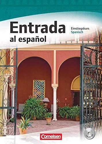 Perspectivas ¡Ya! - Spanisch für Erwachsene - Aktuelle Ausgabe - Entrada al español: Einstiegskurs Spanisch - Kursbuch mit Audio-CD