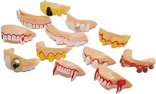 1PCS Vampire Teeth Women Men Kids Halloween Costume Props Party Favors Holiday DIY Decorations Toys