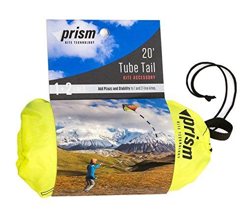 Prism Kite Technology TT20 Kite Tube Tail, 20'