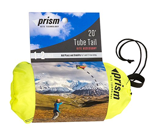 Prism Kite Technology TT20 Kite Tube Tail, 20'