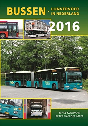 Bussen 2016: Lijnvervoer in Nederland