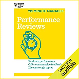 Performance Reviews audiobook cover art