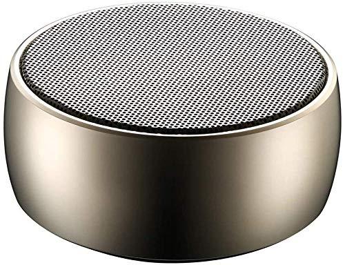 Adecuado para reuniones familiares al aire libre, con altavoz portátil estéreo de 360°, resistente al agua, tiempo de reproducción de 8H, compatible con tabletas de teléfono-A.