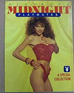 Playboy's Midnight Playmates Busty Adult Magazine 1989 a Special Collection