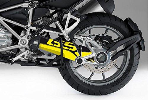 UNIRACING 46602 K46602 Kit de Adhesivos basculante Amarillo 13 R1200GSA '14-'18, BMW R1250GSA '19-'20