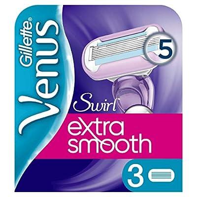 Gillette Venus Swirl Blades 3 Pack