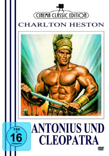 Antonius & Cleopatra - Charleton Heston *Cinema Classic Edition*