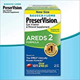 Best Eye Supplements - PreserVision AREDS 2 Formula Supplement (210 Count) Review
