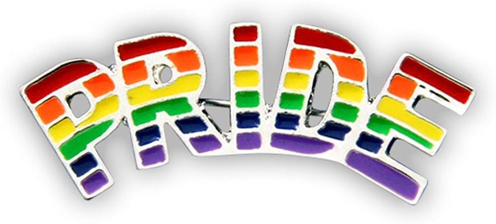 Fundraising For A NEW Cause LGBTQ Pride Pin B 100% quality warranty! Tran - Rainbow Gay