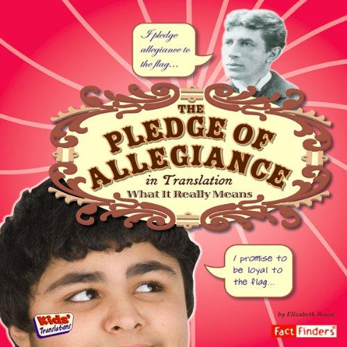 The Pledge of Allegiance in Translation audiobook cover art