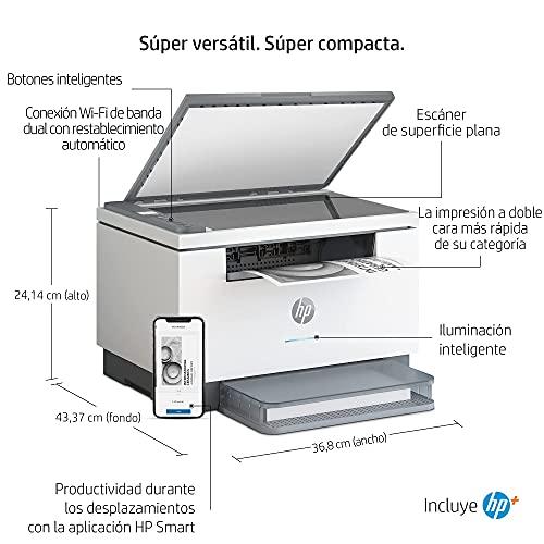 Impresora Multifunción HP LaserJet M234dwe - 6 meses de impresión Instant Ink con HP+