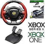 Thrustmaster FERRARI 458 SPIDER - Volante - Xbox One - Licencia Oficial Ferrari + Forza Motorsport 7