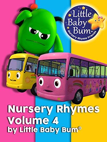 Nursery Rhymes Volume 4 by Little Baby Bu