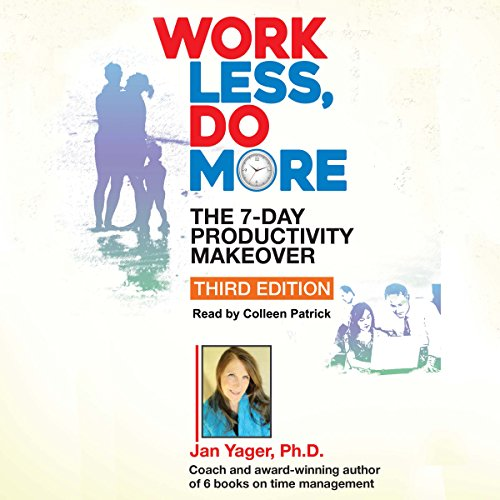 Work Less, Do More audiobook cover art