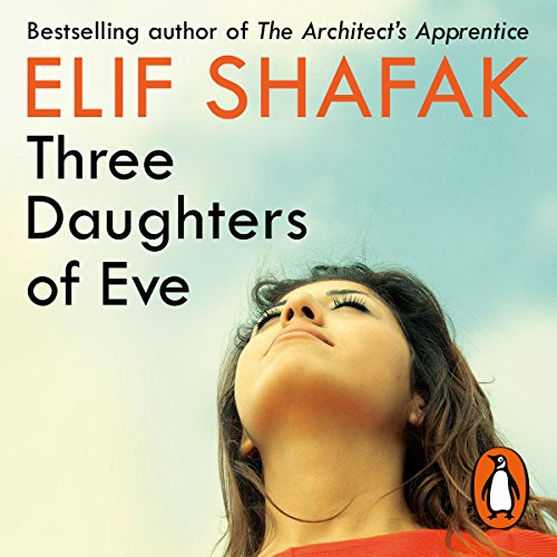 Three Daughters of Eve audiobook cover art