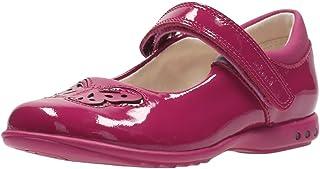 251f1828388f Clarks Trixi Wish Inf, Chaussures de ville à lacets pour fille gris gris