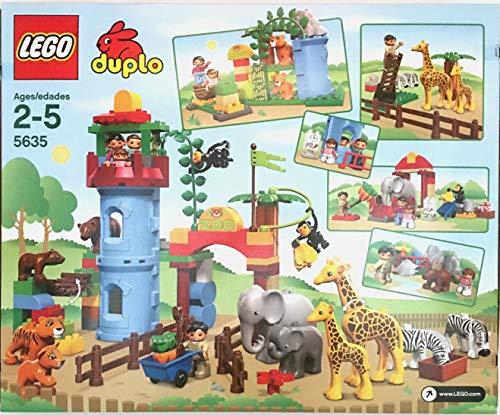 LEGO Duplo 5635 - Il grande Zoo