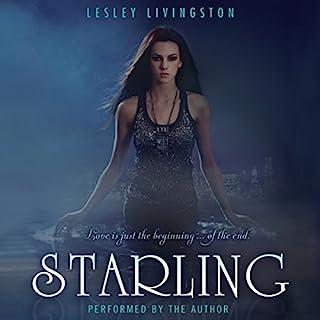 Starling audiobook cover art