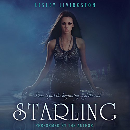 Starling audiobook cover art
