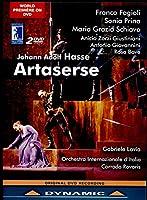 Johann Adolf Hasse : Artaserse (1730 Venice Version) [DVD]