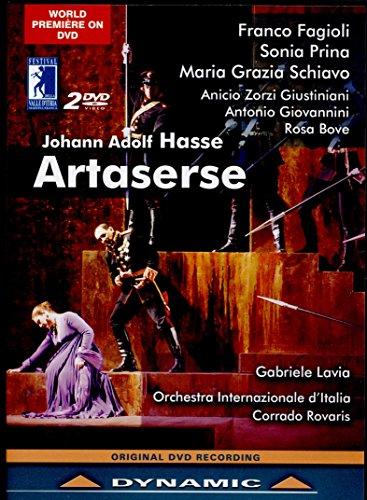 Artaserse (Dramma Per Musica In 3 Atti)