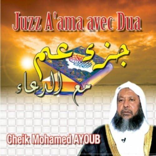 Cheik Mohamed Ayoub