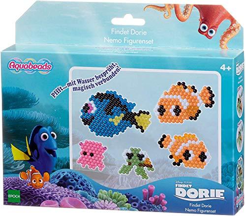 Aquabeads 30109 Findet Dorie Nemo Figurenset Bastelspielzeug