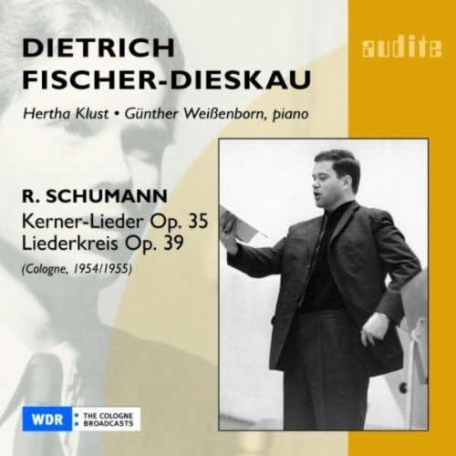 Dietrich Fischer-Dieskau, Günther Weißenborn & Hertha Klust