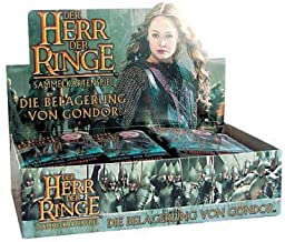 Decipher The Lord of the Rings TCG Siege of Gondor Booster Pack