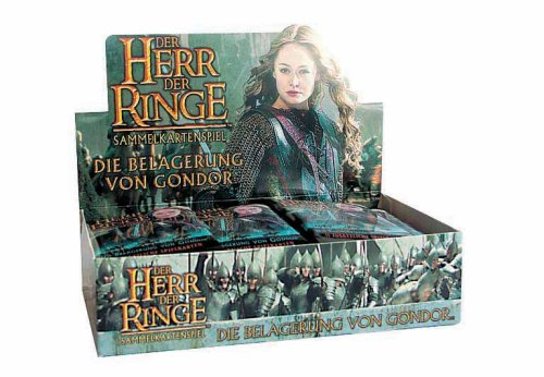 Der Herr der Ringe - Die Belagerung von Gondor, Booster Pack (deutsch)