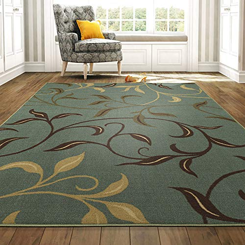 Ottomanson Home Collection Modern Area Rug, 5' X 6'6