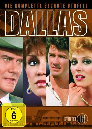 Dallas - Die komplette sechste Staffel [8 DVDs]