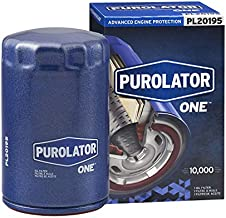 Purolator - PL20195 ONE Advanced Engine Protection Spin On Oil Filter Blue