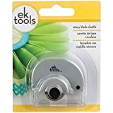 EK Tools Lanzadera con Cuchilla Rotativa, Multicolor, 3.40x7.65x9.80 cm