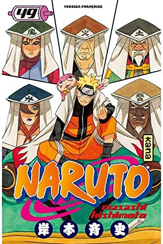 Naruto - Tome 49