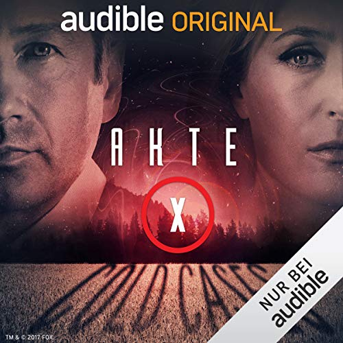 Akte X: Cold Cases - Die komplette 1. Staffel audiobook cover art
