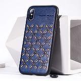 Xyamzhnn HNZZ Phone Case, série d'origine TPU + Entreprise PU Housse de Protection for iPhone XS/X...