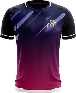 S2V Esports Camiseta Oficial 2020, Azul, Unisex Adulto