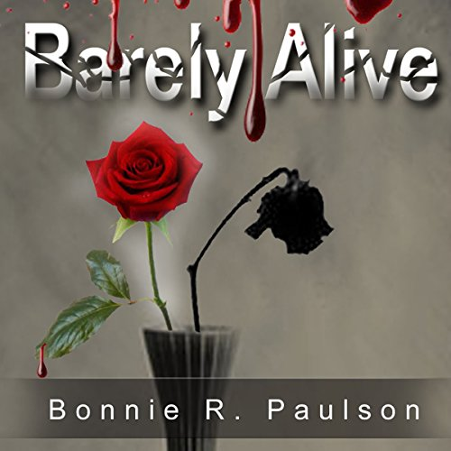 Barely Alive audiobook cover art