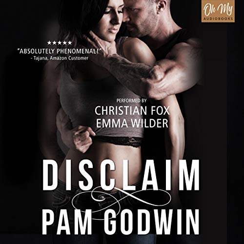 Disclaim                   By:                                                                                                                                 Pam Godwin                               Narrated by:                                                                                                                                 Christian Fox,                                                                                        Emma Wilder                      Length: 10 hrs and 18 mins     24 ratings     Overall 4.5