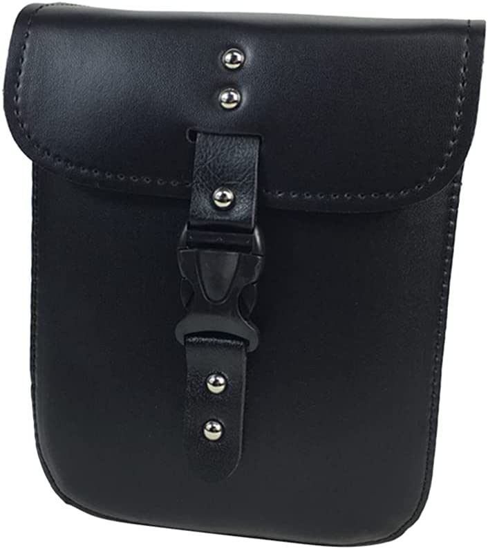 Max 90% OFF Abaodam PU Leather Motorcycle Saddlebags for Side E Now free shipping Bags